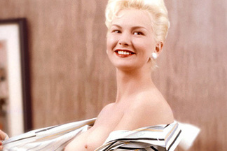 Playmate of the Month July 1955 - Janet Pilgrim