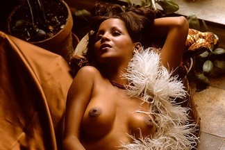 Playmate of the Month October 1974 - Ester Cordet