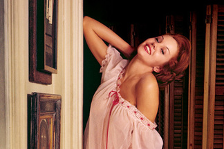 Playmate of the Month October 1957 - Colleen Farrington