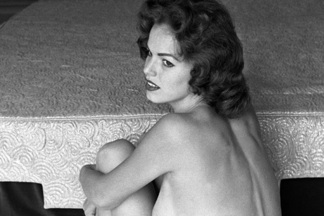 Playmate of the Month August 1958 - Myrna Weber