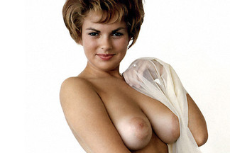Playmate of the Month February 1963 - Toni Ann Thomas