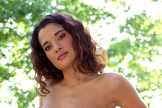 Coed of the Month - October 2001: Meghan Lea 01