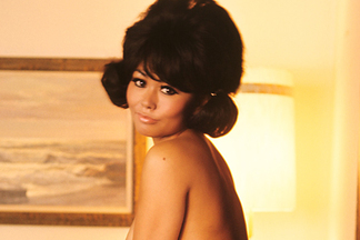 Playmate of the Month April 1967 - Gwen Wong