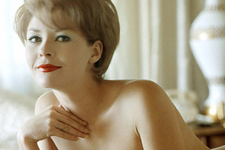Playmate of the Month August 1961 - Karen Thompson