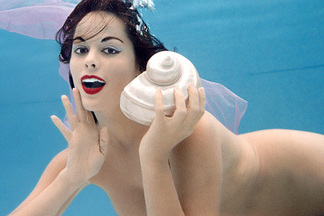 Playmate of the Month February 1956 - Marguerite Empey
