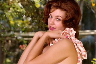 Playmate of the Month April 1961 - Nancy Nielsen