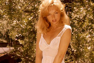 Playmate of the Month July 1959 - Yvette Vickers
