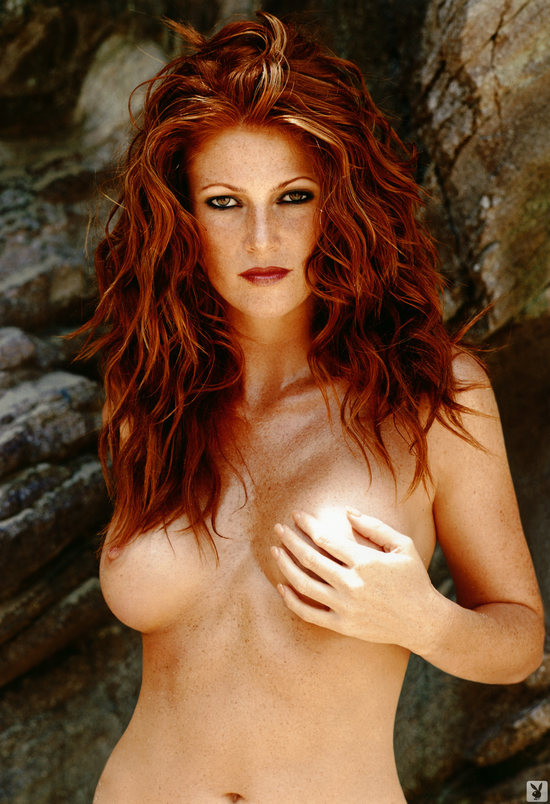 Angie Everhart Playboy super model - angie everhart - playboy plus