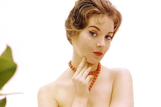 Playmate of the Month August 1959 - Clayre Peters