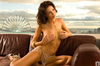 Crystal Enloe Playboy