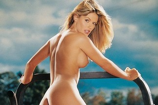 Playmate of the Month March 2004 - Sandra Hubby