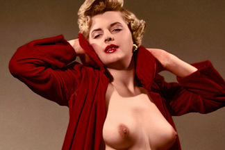 Playmate of the Month December 1954 - Terry Ryan