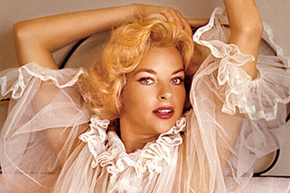 Playmate of the Month June 1955 - Eve Meyer