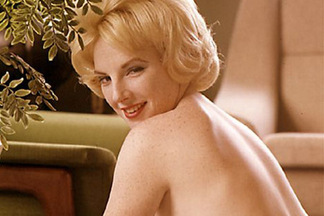 Playmate of the Month March 1962 - Pamela Anne Gordon