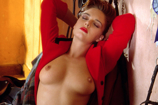Playmate of the Month June 1991 - Saskia Linssen