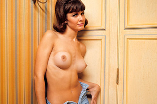 Playmate of the Month November 1966 - Lisa Baker