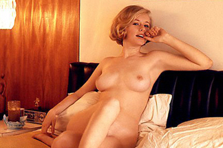 Playmate of the Month April 1968 - Gaye Rennie