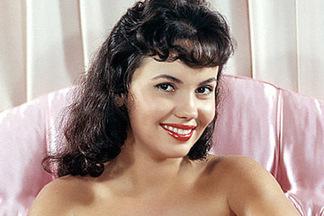 Playmate of the Month December 1958 - Joyce Nizzari