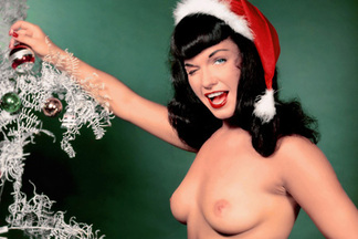 Playmate of the Month January 1955 - Bettie Page
