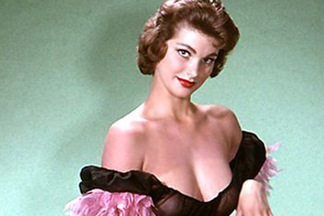 Playmate of the Month February 1959 - Eleanor Bradley