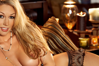 Playmate of the Month October 2008 - Kelly Carrington
