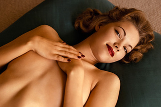 Playmate of the Month December 1959 - Ellen Stratton