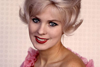 Playmate of the Month December 1962 - June Cochran