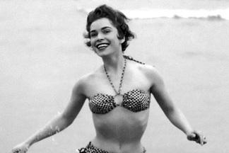 Playmate of the Month November 1955 - Barbara Cameron