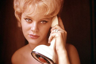 Playmate of the Month July 1962 - Unne Terjesen