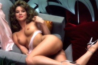 Playmate of the Month October 1984 - Debi Johnson