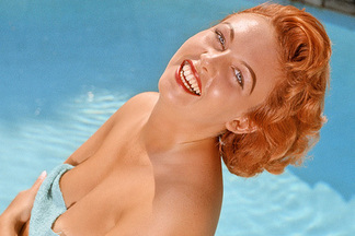 Playmate of the Month January 1956 - Lynn Turner