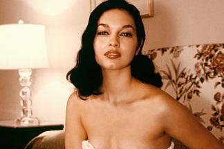 Playmate of the Month December 1957 - Linda Vargas