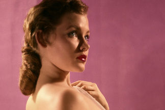 Playmate of the Month June 1958 - Judy Lee Tomerlin