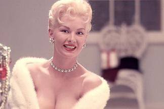 Playmate of the Month December 1955 - Janet Pilgrim