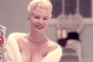 Playmate of the Month December 1955 - Janet Pilgrim