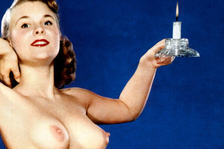Playmate of the Month September 1954 - Jackie Rainbow