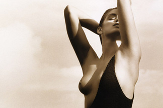 Celebrity Photographers - Herb Ritts: Cindy Crawford