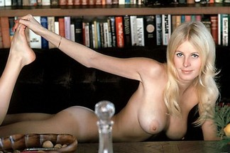 Playmate of the Month January 1971 - Liv Lindeland