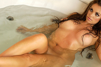 Cyber Girl of the Month October 2004 Danielle Gamba 4