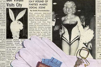 Playboy Covers & Centerfold - Marilyn Monroe
