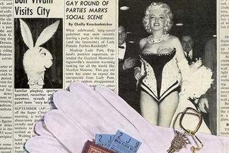 Playboy Covers & Centerfold - Marilyn Monroe
