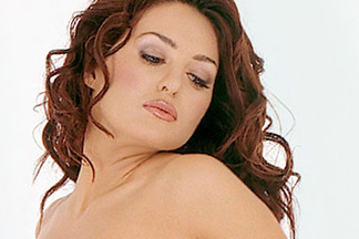 Cyber Girl of the Month - June 2001: Katia Corriveau 03