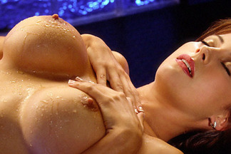 Cyber Girl of the Month - October 2001: Erika Barre 01