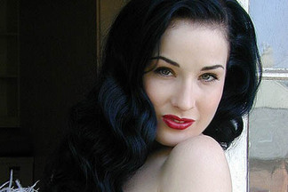 Dita Von Teese Playboy