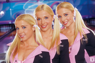 The Satterfield Triplets Playboy