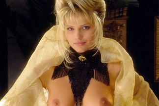 Playmate of the Month October 1994 - Victoria Nika Zdrok