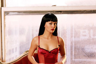 Thea Coleman Playboy