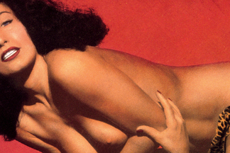 Playmate Features - Remembering Bettie Page