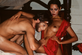 Acting Beastly - Barbara Carrera