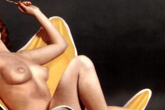 Playmate of the Month November 1954 - Diane Hunter